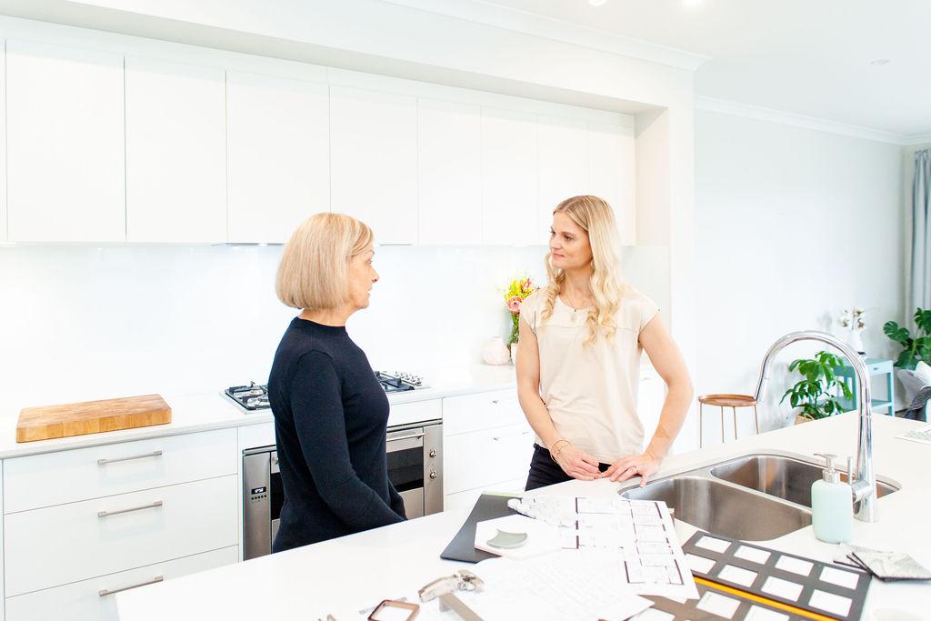 Kitchen Design; Consultation