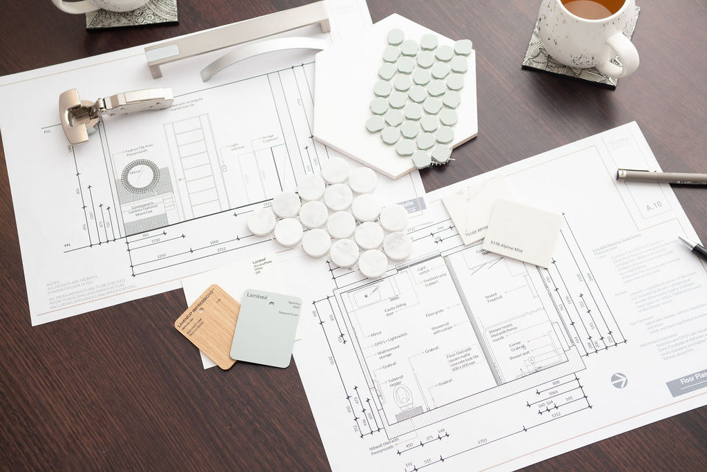 Floor Plan Review; Blueprint Review