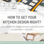 How to get your kitchen design right?
