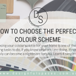 How To Choose The Perfect Colour Scheme